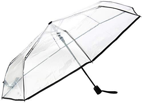SMATI Paraguas plegable transparente - automático