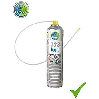 TUNAP MICROLOGIC PREMIUM 133 VENTILREINIGER BENZIN Ventil Reiniger Cleaner 400ml