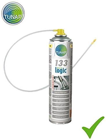 TUNAP MICROLOGIC PREMIUM 133 VENTILREINIGER BENZIN Ventil Reiniger Cleaner