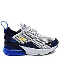 detailed look 0ecf8 6974e Nike Sneakers Air Max 270 (PS) Grigio Blu Arancione AO2372-015 (31