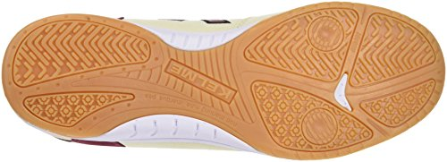 Kelme Precision, Low Athletic Sneakers Beige (burdeos) Para Hombre