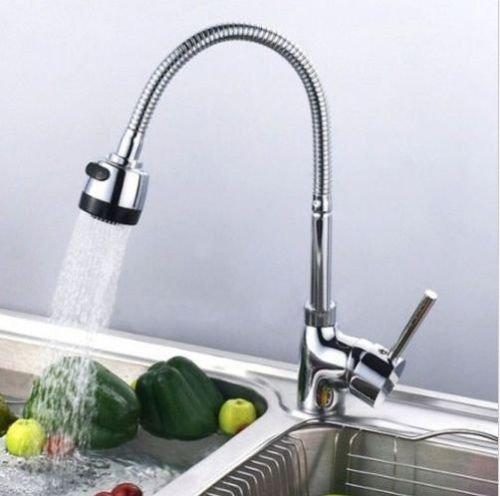 56 Bidet Set (UHM, einstellbare Funktionen zwei Waschbecken Wasserhahn Küche Badezimmer Waschbecken Wasserhahn)