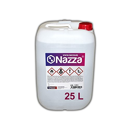 Disolvente Universal 2000 Nazza | Alto poder Diluyente | Especial para pinturas sintéticas y poliuretanos | Envase de Plástico de 25 Litros