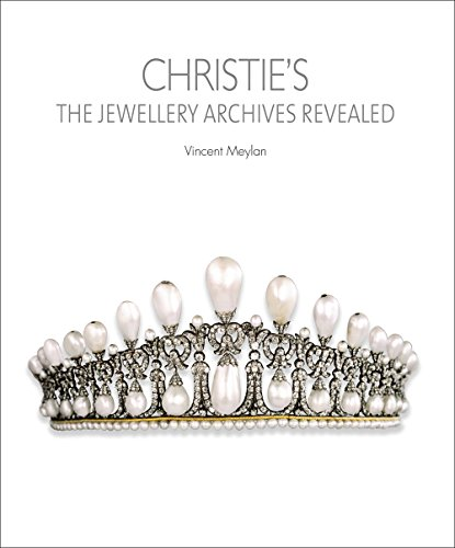 Christie's the jewellery archives revealed par Vincent Meylan