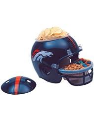 NFL Snack Helmet Denver Broncos
