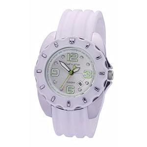 Kahuna K10-0001L – Reloj analógico de mujer con correa de silicona