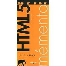 Mémento HTML5
