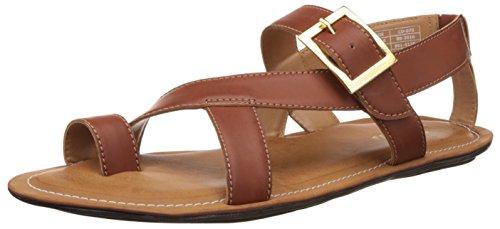 Bata Men's Modi Brown Athletic & Outdoor Sandals – 7 UK/India (41 EU)(8614138) image - Kerala Online Shopping