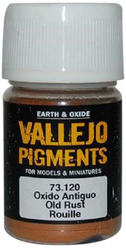 Vallejo Farbpigmente, 30 ml Old Rust -