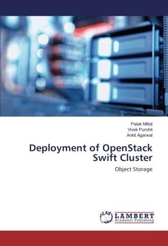 ack Swift Cluster: Object Storage ()