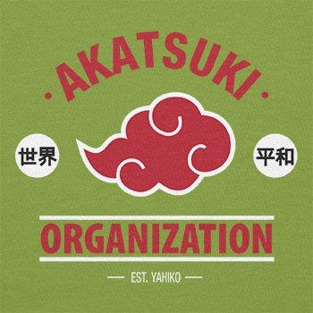 TEXLAB - Akatsuki Organization - Damen T-Shirt Kiwi