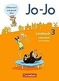 Jo-Jo Lesebuch - Allgemeine Ausgabe - Neubearbeitung 2016: 3. Schuljahr - Arbeitsheft Lesestrategien