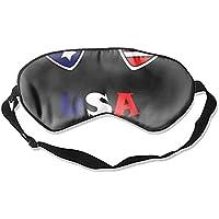Schlafmaske USA Patriotische Sonnenbrille Unisex Augenmaske Augenschutz preisvergleich bei billige-tabletten.eu