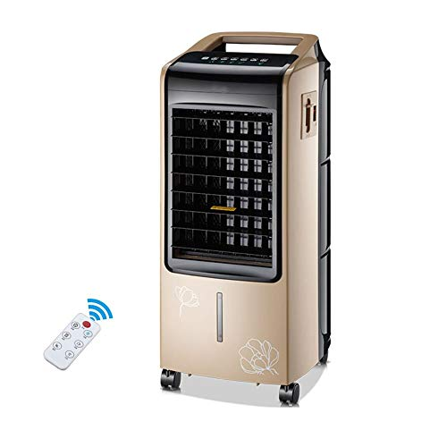ZXIU Haushaltsventilator Tragbare Klimaanlage Heizen und Kühlen Energiesparende Zweizweckklimaanlage