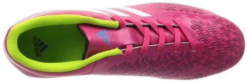 adidas Performance Predito LZ TRX TF, Scarpe da corsa Unisex Rosa (Vivid Berry/Running White FTW/Solar Slime)