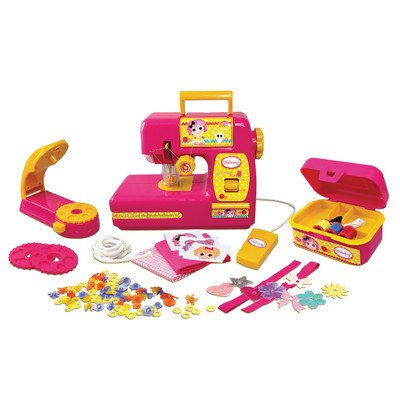 Lalaloopsy Chainstitch Toy Sewing Machine and Bead Applicator Set