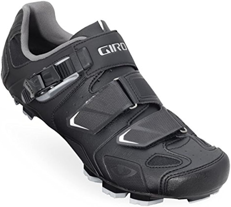 Giro BJG2029693 - Zapatillas de ciclismo, color negro, talla 45  -