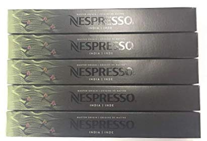 Nespresso Assortiment India (Espresso), 50capsules