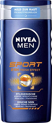 NIVEA MEN Sport Pflegedusche, 250 ml