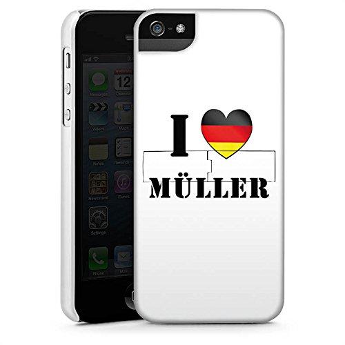 Apple iPhone X Silikon Hülle Case Schutzhülle Thomas Müller Fußball Sport Premium Case StandUp