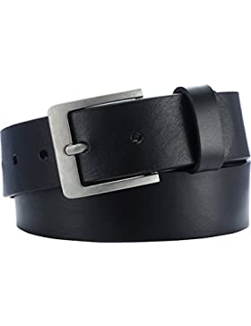 Playshoes Unisex Leder-Gürtel 30 mm Breite