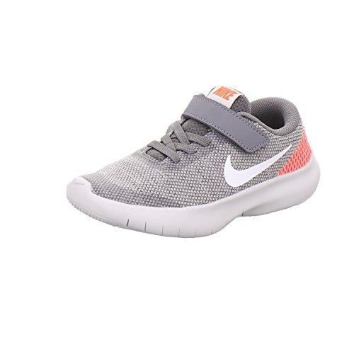 Nike Flex Experience 7 (PSV) Größe 32 Grau (Grau) (Nike Größe Kinder Max Air 7)