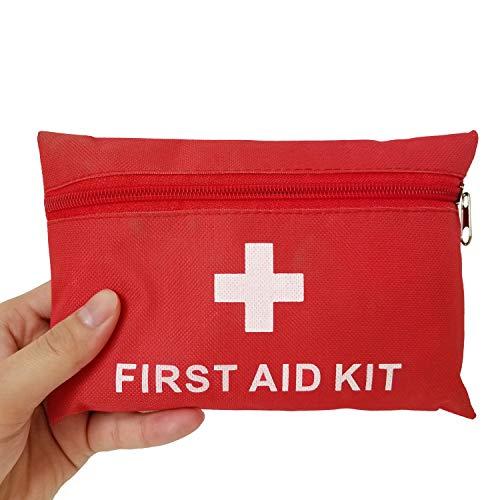 Tutti dovrebbero essere preparati per almeno un'emergenza minore e questo kit è un ottimo esempio di un kit ben preparato. Se stai cercando un kit di primo soccorso, consiglio vivamente questo. Quando si verifica un'emergenza, il nostro caso avanzato...
