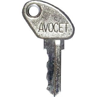 Avocet Window Key also WMS - WKWMS9