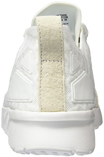 adidas ZX Flux Adv Verve, Baskets Basses Femme, 40 EU Blanc (Core White/Core White/Ftwr White)