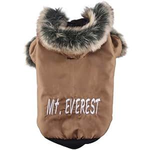 """manteau d\'hiver brun doré """"Mt. Everest"""" von Doggydolly"""