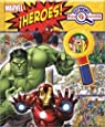 BUSCA Y ENCUENTRA EXTREMO HEROES MARVEL LF EXTREME