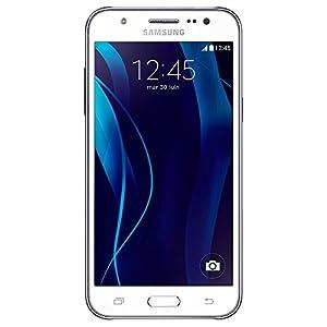 Samsung Galaxy J5 2016 Smartphone débloqué 4G (Ecran: 5,2 pouces - 16 Go - Micro-SIM - Android) Blanc