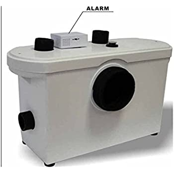 jung pumpen jp09268 f kalienhebeanlage wc fix 260 amazon. Black Bedroom Furniture Sets. Home Design Ideas