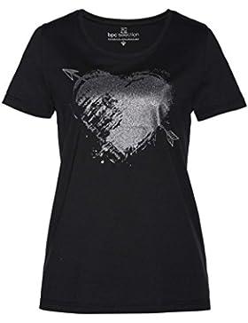 FAMILIZO Camisetas Mujer Manga Corta, Camisetas Mujer Manga Corta Blouse For Women Camisetas Mujer Verano Blusa...