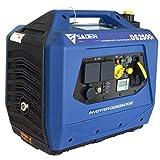 HIOD Stromerzeuger Stromaggregat Stromgenerator Inverter-Generator Tragbarer Notstromaggregat Leiser Benzingenerator - 2500w 2.5 kva 230v zum Zuhause Wohnmobil Camping