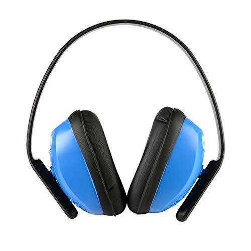 HHL Geräuschunterdrückende Kopfhörer Für Erwachsene, Kopfhörer Mit Geräuschunterdrückung, Blaue Kopfhörer Mit Rauschunterdrückung