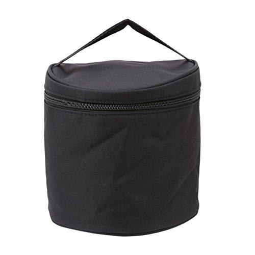 x Farbige Öl Marker Pen Set Tasche Storage, Schwarz (80 unterstützung) (Farbige Bleistift-speicher)