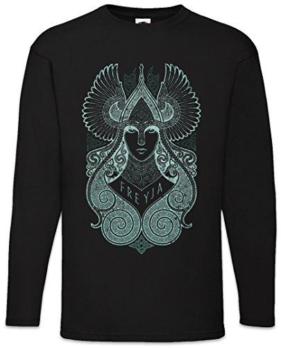 Freyja II T-Shirt De Manga Larga Long Sleeve Shirt Tamaños S – 5XL