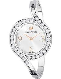 be05d82a2b Orologio Lovely Crystals Bangle Swarovski da donna tono argentato 5452492
