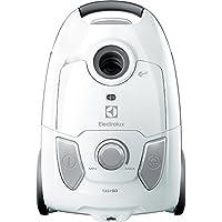 Electrolux EEG41IW Aspirapolvere con Sacco Easygo, Hygiene Filter 12, Regolazione Velocità, 3.5 L,  Versione Base, Bianco