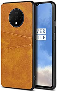 OnePlus 7 7T Pro Leather Card Phone Case