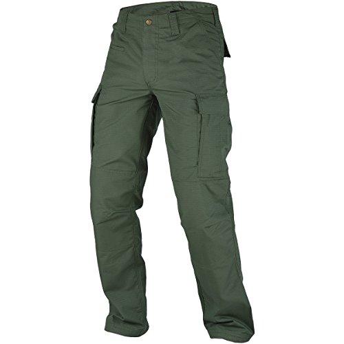 """Pentagon Uomo BDU 2.0 Pantaloni Camo Verde taglia 32"""" (tag taglia 40)"""