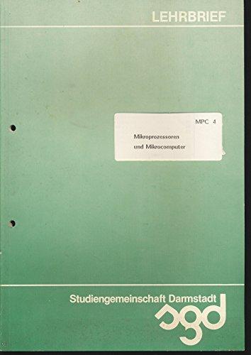 Logische Operationen (Mikroprozessoren und Mikrocomputer - Arithmetische Operationen ; Logische Operationen - MPC 4)