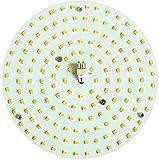 LED Umrüstsatz rund 142mm 15W 3000K warm weiß LED Modul für Innen und Außen Leuchten Lampen für den Umbau auf LED
