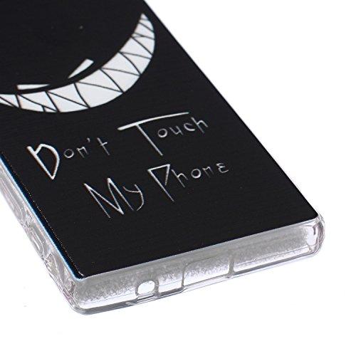 Voguecase® Pour Apple iPhone 5C, Ultra-minces TPU Silicone Shell Housse Coque Étui Case Cover (plume grise)+ Gratuit stylet l'écran aléatoire universelle my phone 01