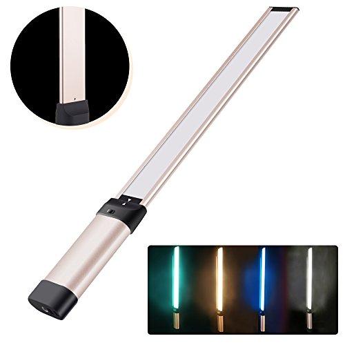 SAMTIAN LA-L2 96 Pro Handheld Magic Tube Eis Licht Handheld LED Kamera Video Licht Zauberstab für Porträtfotografie und Videografie