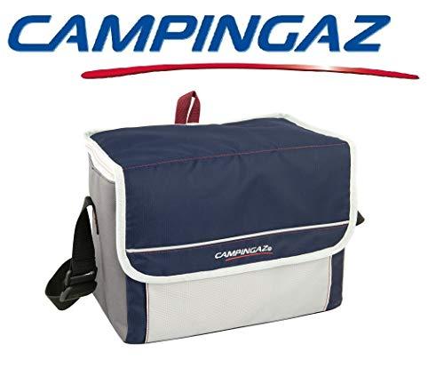 ALTIGASI Hoch entwickelte Kühltasche FOLD\'N Cool CAMPINGAZ 10 Liter CAMPINGAZ mit verstellbarem Schultergurt und Fronttasche - Leistung bis zu 10 Stunden mit FREEZ Pack