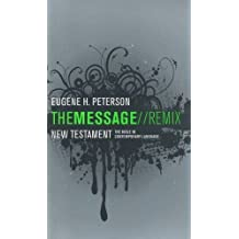 The Message//REMIX New Testament