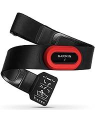 Garmin HRM-Run Heart Rate Monitor Strap, (Red / Black)