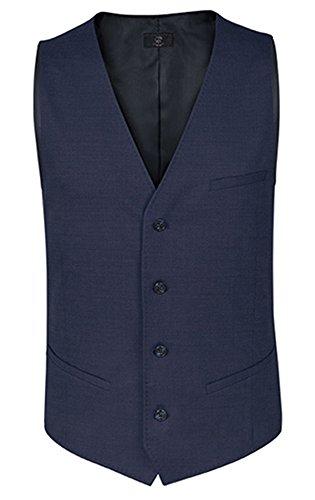 GREIFF - Pantalon de costume - Homme bleu foncé